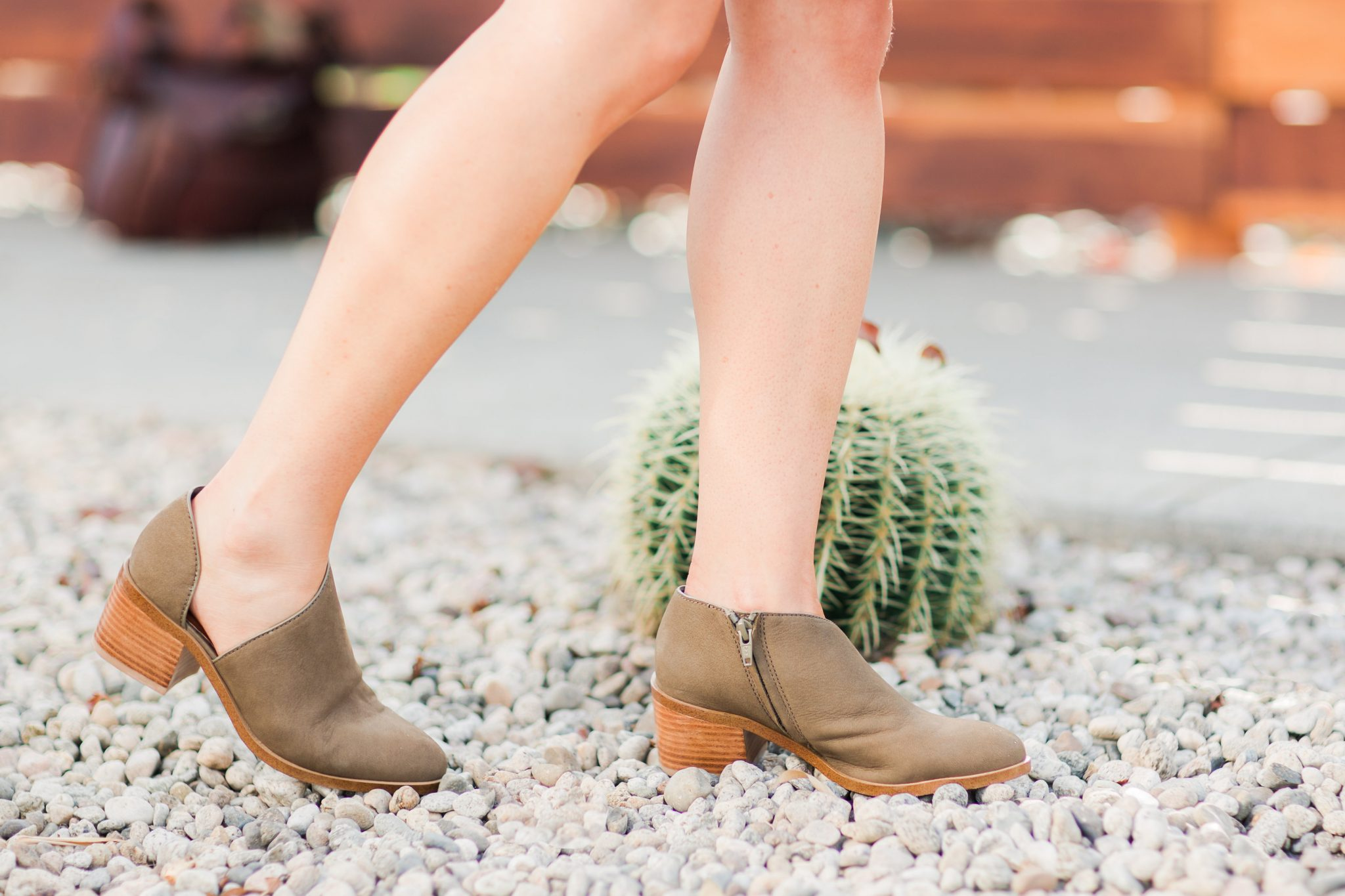 Maxie Elle | Moss Booties