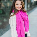 ASOS Sale & The Most Fun Scarf