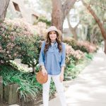 How To Elevate a Chambray Top