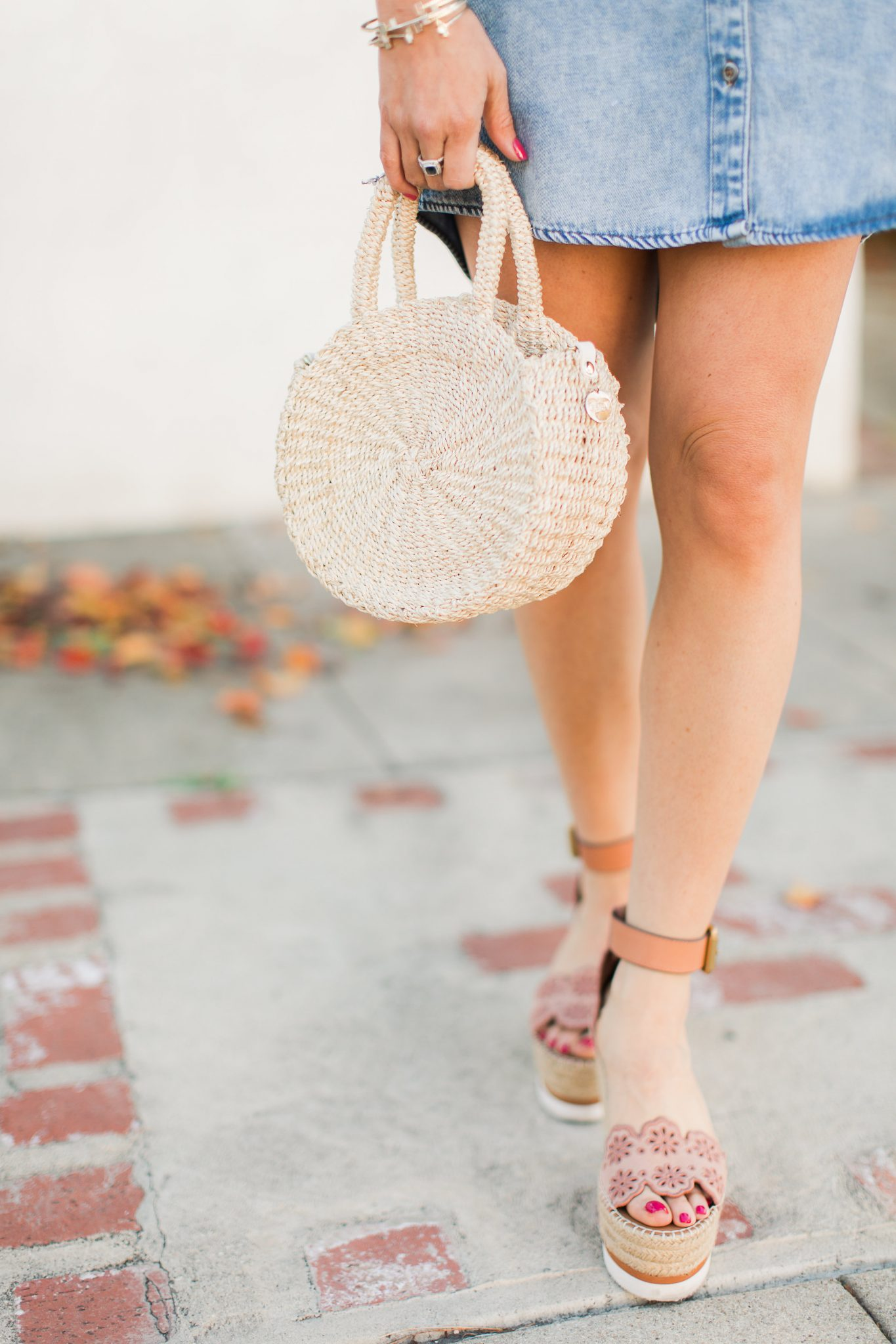popular Orange County fashion blogger Maxie Elle