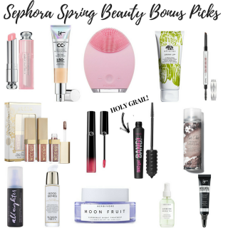 Sephora Sale - Spring Bonus Favorites by popular Orange County style blogger, Maxie Elle
