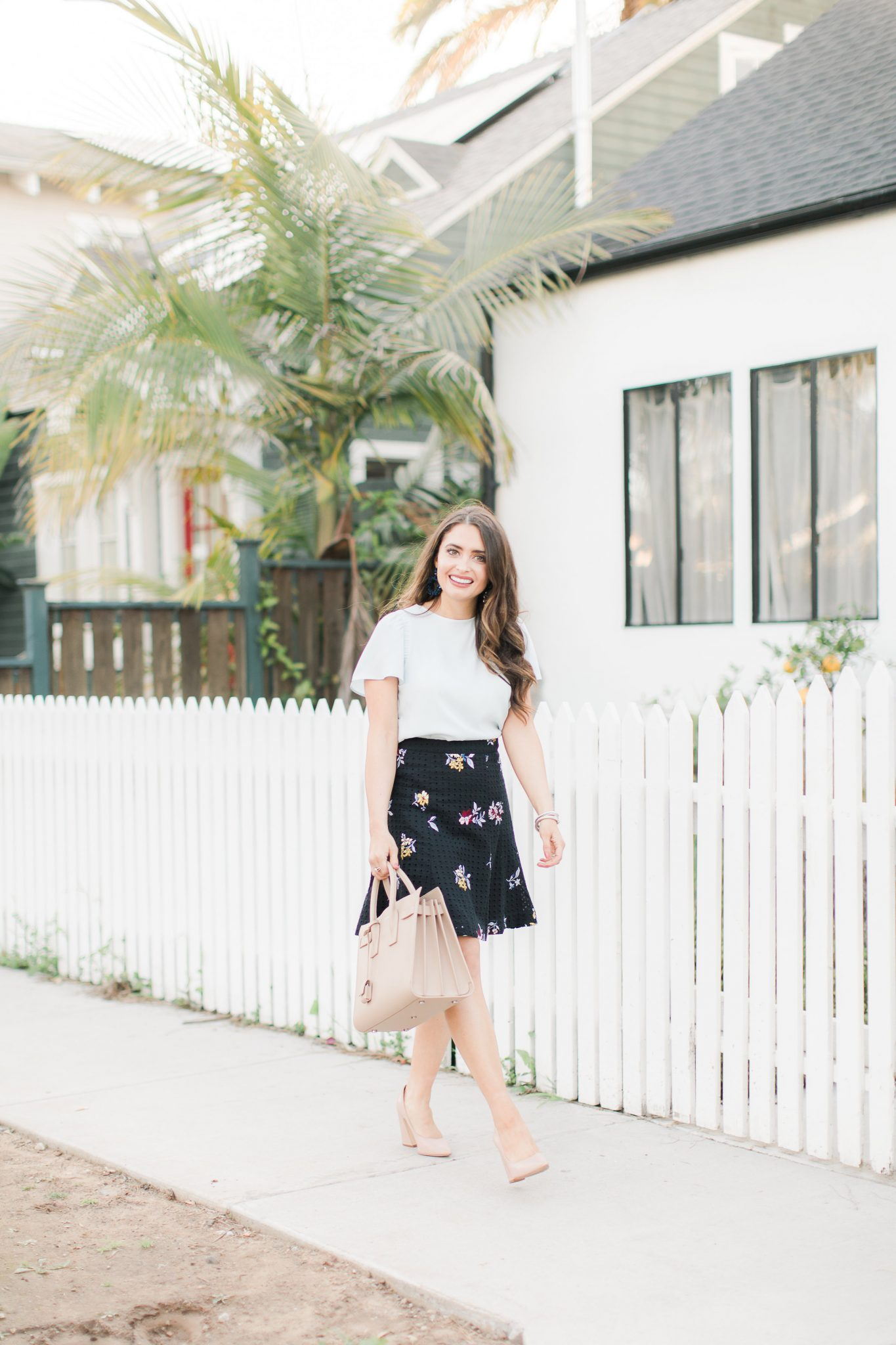 How to Stay Focused at Work by popular Orange County fashion blogger Maxie Elise