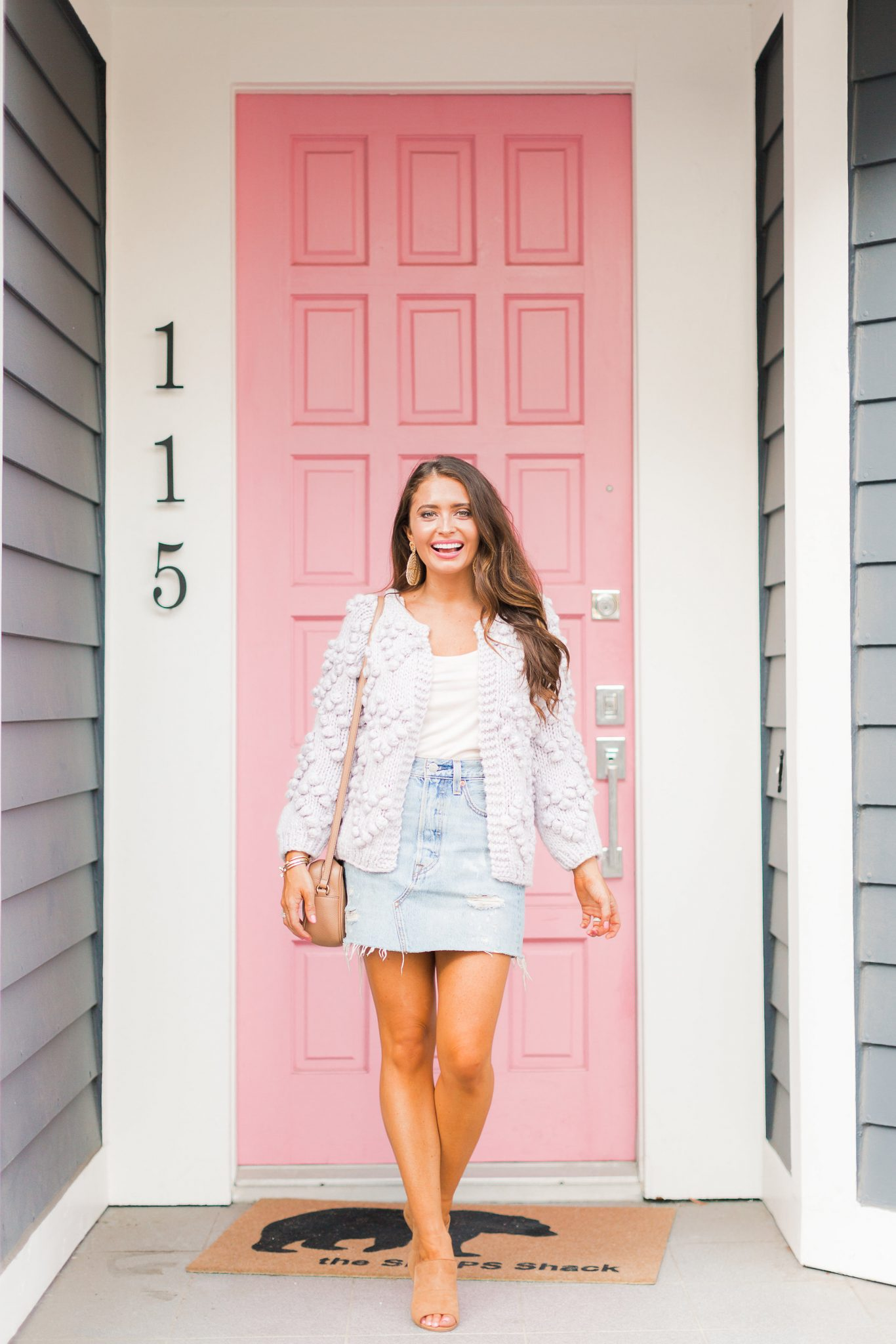 3 Essential Details for your Girly Style featured by popular Orange County fashion blogger, Maxie Elise