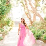 The Perfect Pink Party Dresses for Fall