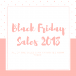 Black Friday Sales 2018