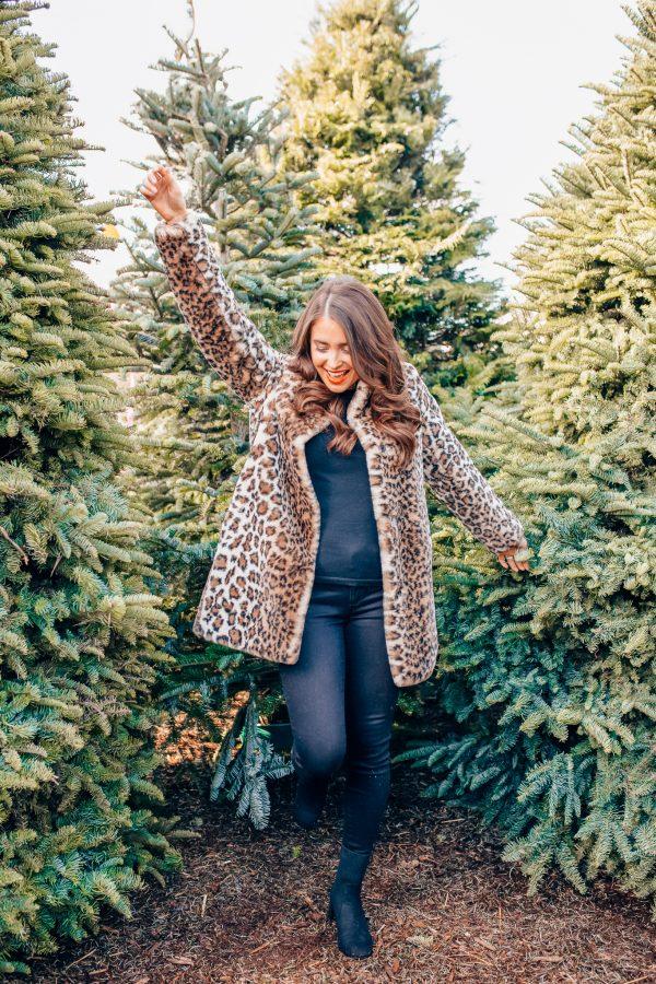 Leopard Holiday Fashion