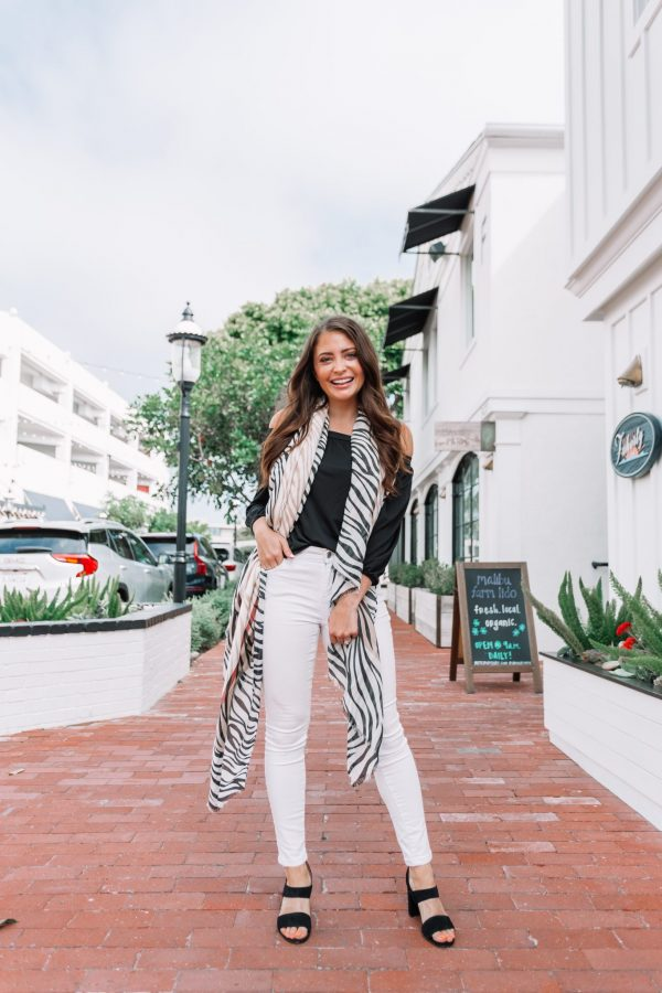 Fall Trends: Zebra Print