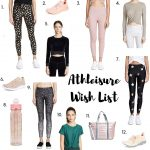 Athleisure Wish List