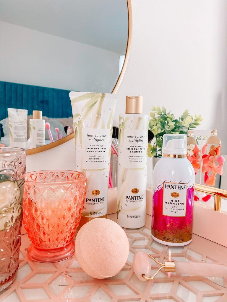 Pantene Shampoo and Coniditioner