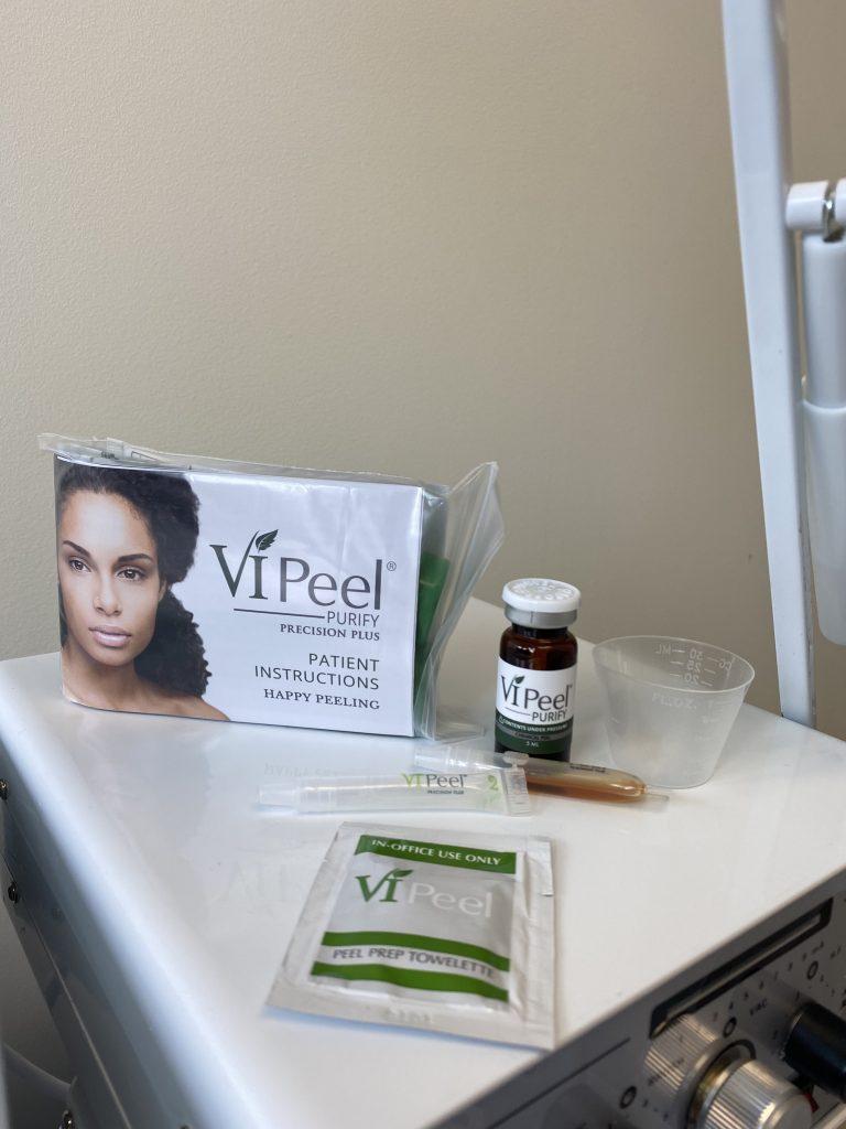 VI peel products