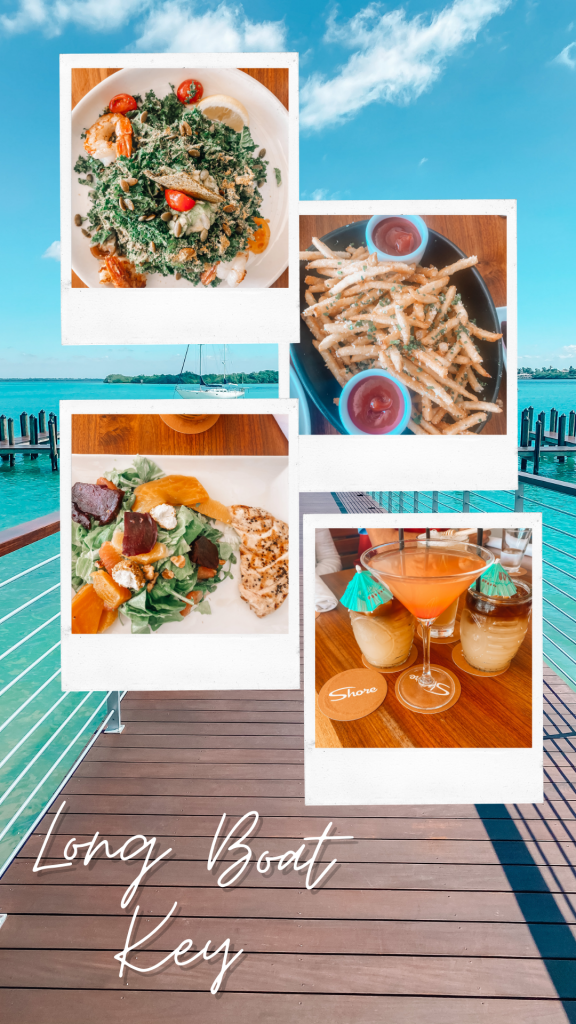 The Best Beaches and Restaurants in Sarasota Florida; Long Boat Key; Siesta Key Beach; Vanderbilt Beach; what to do in Sarasota; things to do in Sarasota