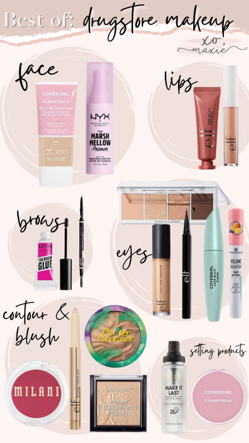 The Best Target and Drugstore Makeup 2021   Holy Grail Drugstore Makeup Products